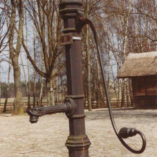 Pompa ze wsi Jemiołowo.
