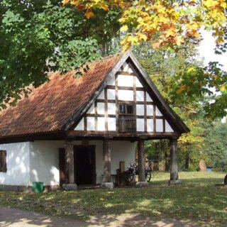 Kuźnia ze wsi Bielica.