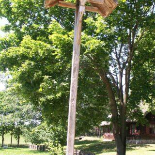 Dzwonniczka słupowa ze wsi Kaplityny.