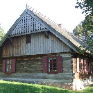 Chałupa nr 2 ze wsi Kaborno.