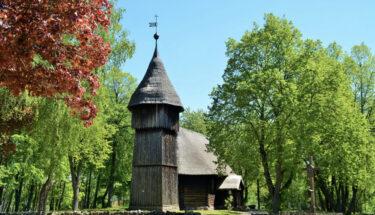 Kościół w muzeum.