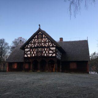 Chałupa ze wsi Burdajny.