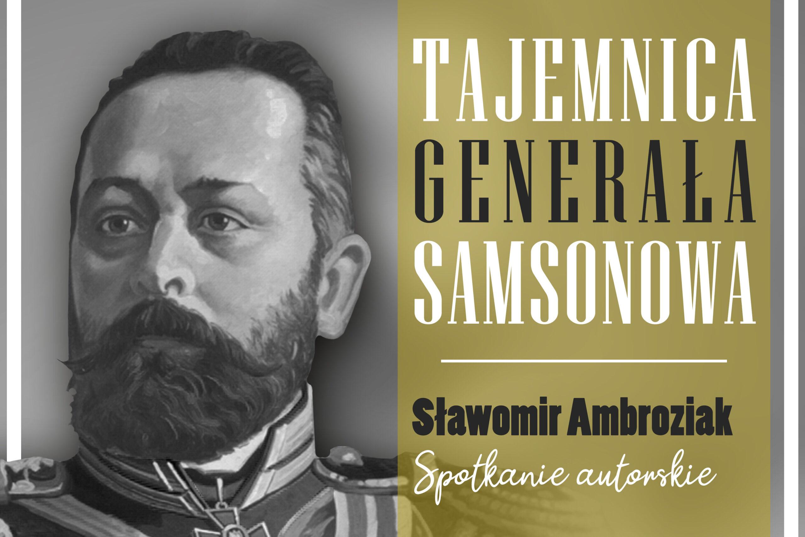 Tajemnica Generała Samsonowa