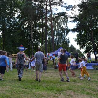 Tańce podczas wydarzenia