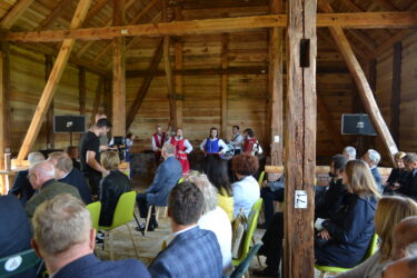 Otwarcie nowego obiektu w zbiorach Muzeum – Stodoły ze wsi Królikowo