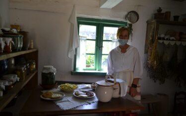 Prezentacja biedniackiego stołu mazurskiego